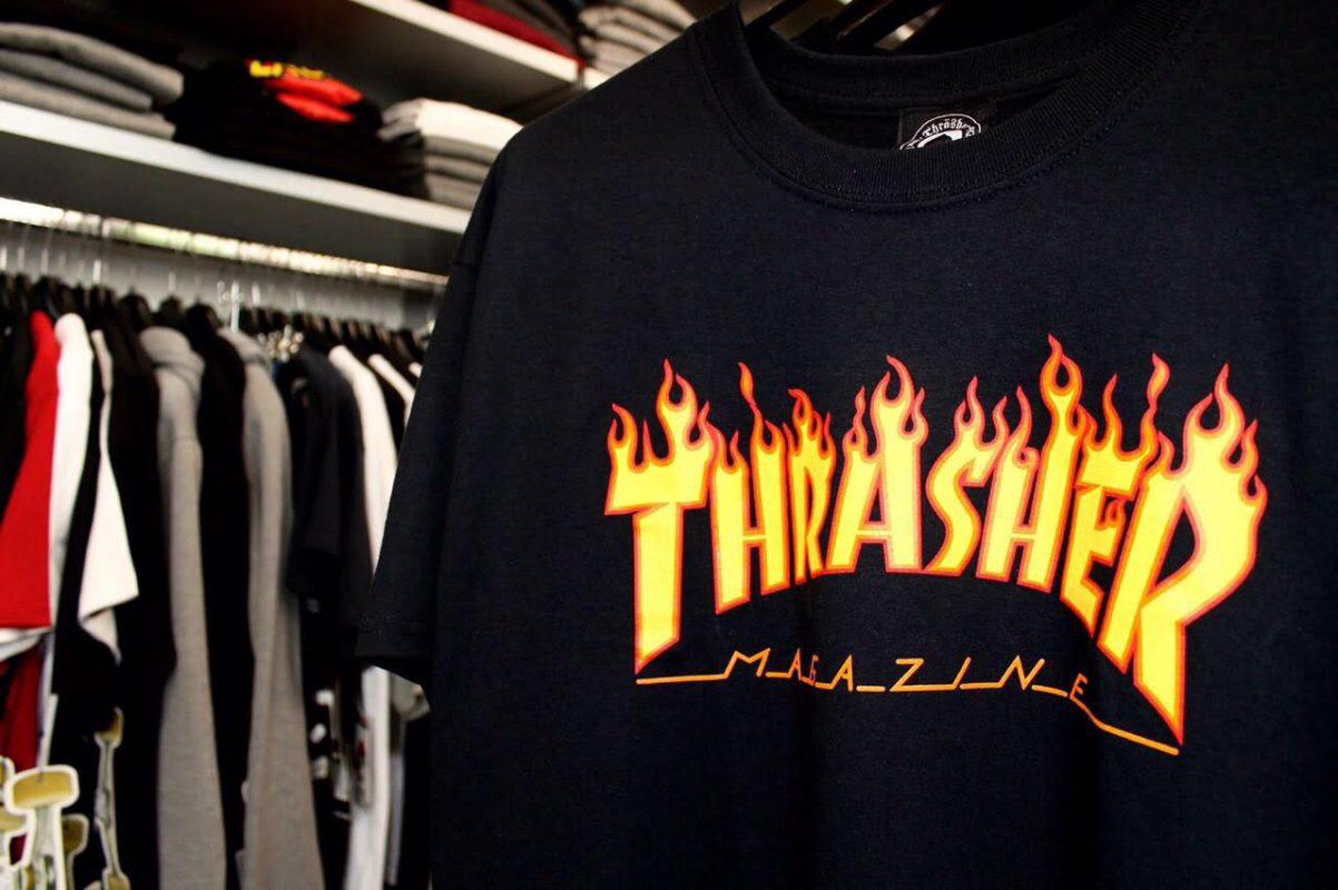 Thrasher Magazine ReloadShop