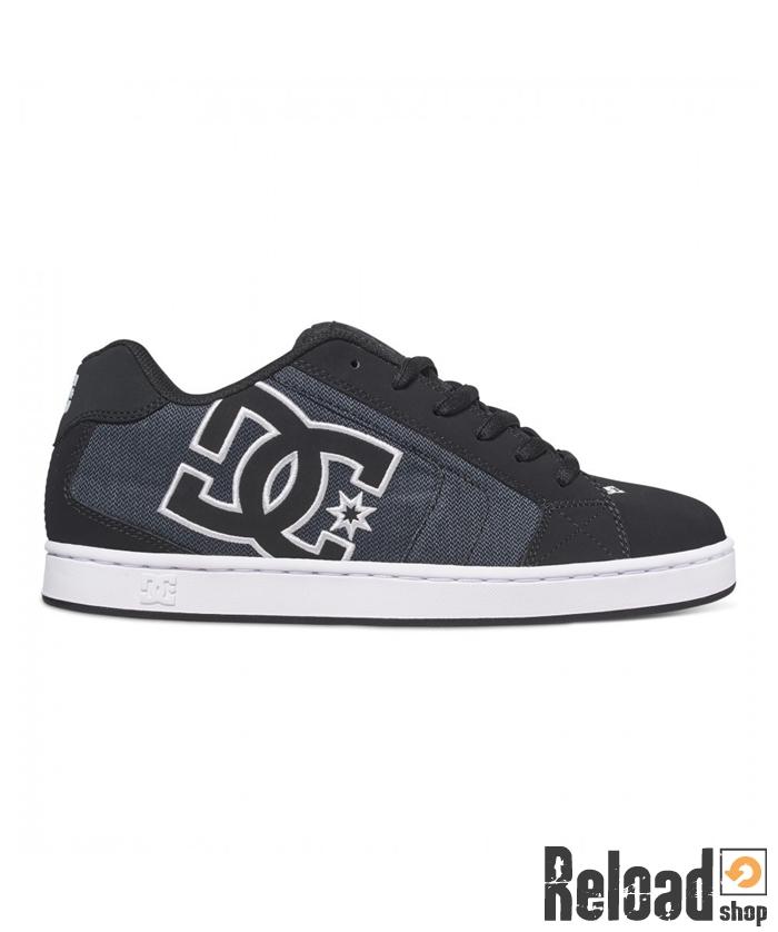 competitive price ba521 7e2ba Scarpe DC Shoes NET SE black dark used