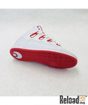 Suola scarpe Osiris D3H white red white