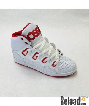 Scarpe Osiris D3H white red white