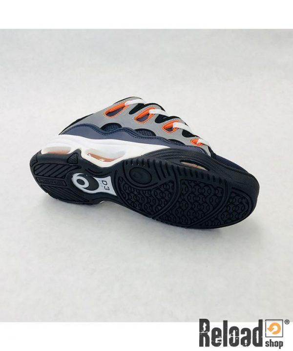 Suola Scarpe Osiris D3 navy black orange