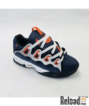 Scarpe Osiris D3 navy black orange