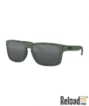 Oakley Holbrook Woodstain Collection ivywood prizm black