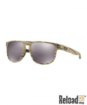 Oakley Holbrook R Woodstain Collection walnut prizm black