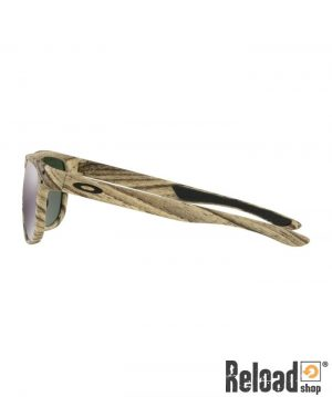 Oakley Holbrook R Woodstain Collection walnut prizm black