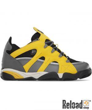 éS Scheme grey black yellow