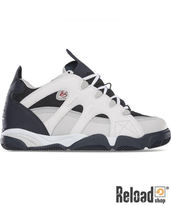 éS Scheme white grey navy