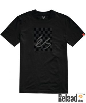 T-Shirt éS Spot Check black