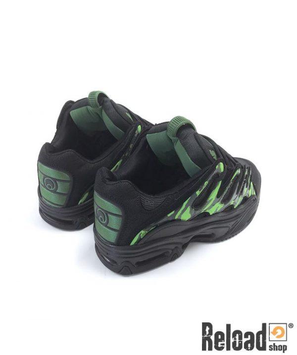 OSIRIS D3 brigade green scarpe skate